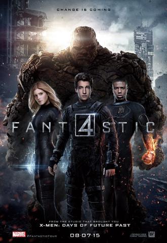 gledaj film Fantastic Four s prijevodom
