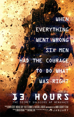 film 13 Hours: The Secret Soldiers of Benghazi sa titlovima