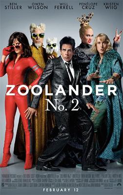 film Zoolander 2 sa titlovima