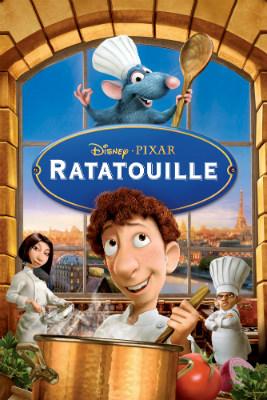 crtani Ratatouille