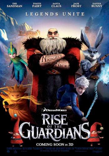 gledaj crtić Rise of the Guardians s titlovima
