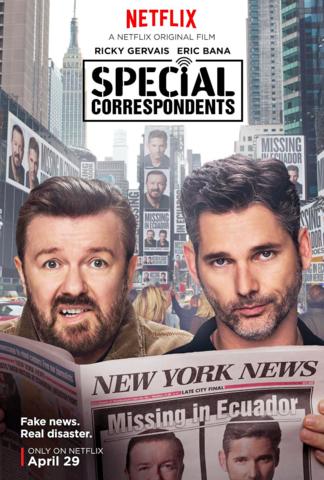 film Special Correspondents sa titlovima