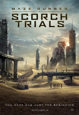 film Maze Runner: The Scorch Trials s titlovima