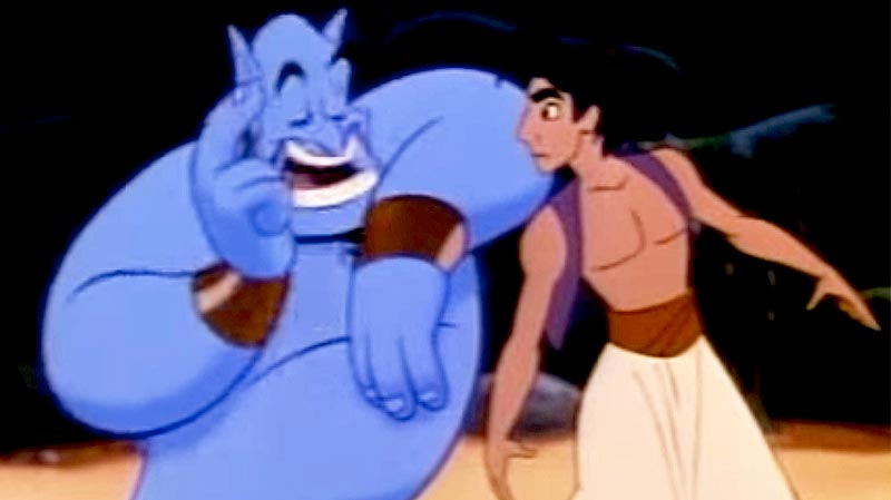 Aladdin (1992) Sinkronizirano