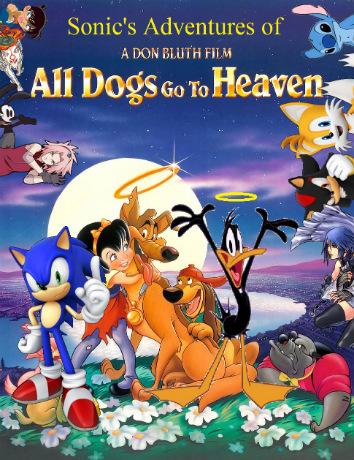 crtani Svi psi idu u raj s titlovima