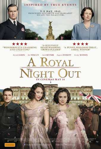 film A Royal Night Out s titlovima