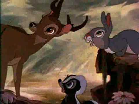 Bambi (1942) Sinkronizirano