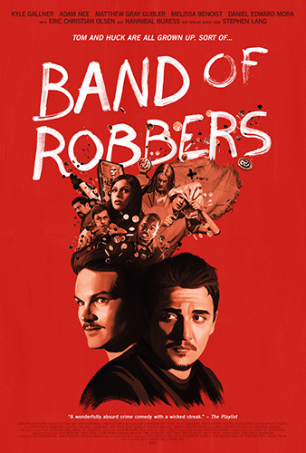film Band Of Robbers s titlovima