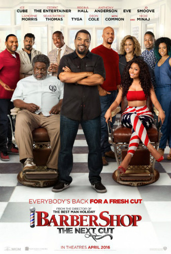 film Barbershop: The Next Cut s titlovima