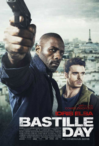 film Bastille Day sa titlovima