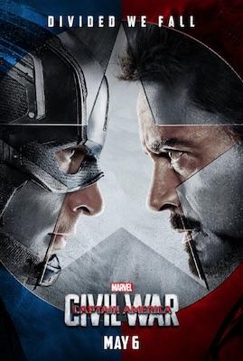 film Captain America: Civil War s titlovima