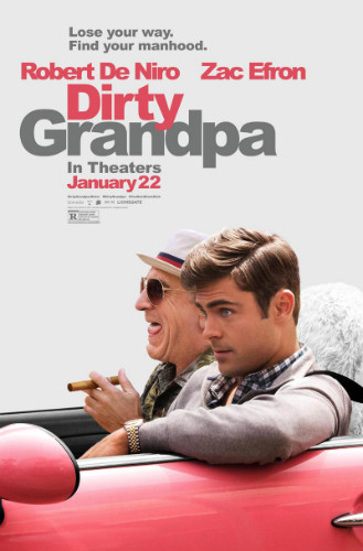 film Dirty Grandpa sa titlovima