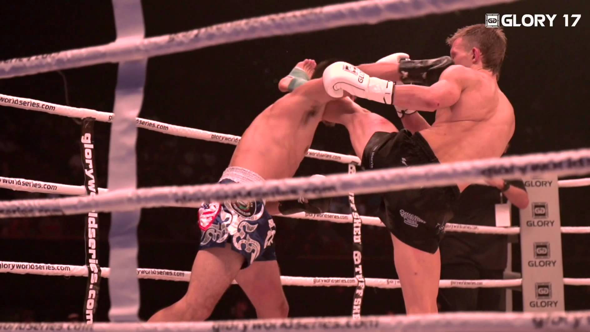 Glory 17 Crocop vs. Jarrell Miller