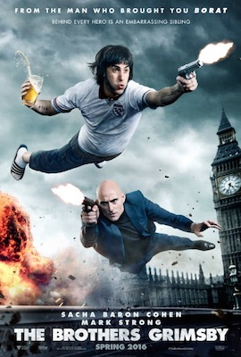film The Brothers Grimsby s titlovima