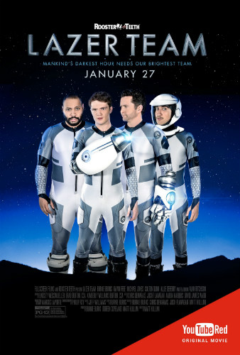 film Lazer Team s titlovima