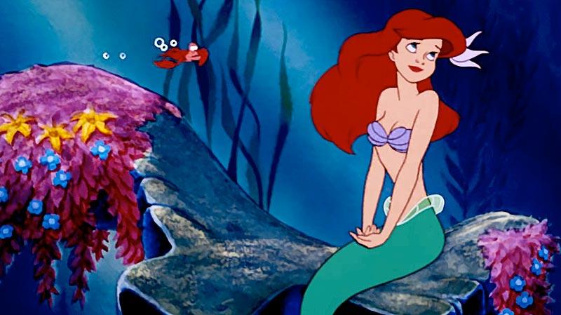 Mala Sirena (1989) Sinkronizirano