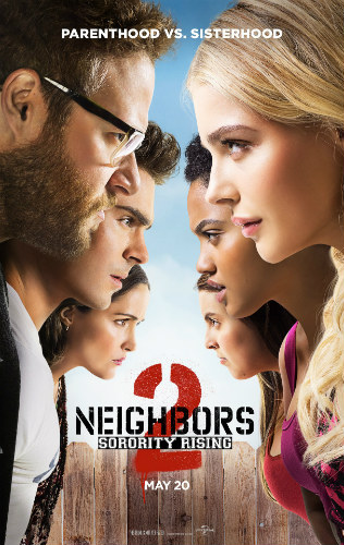 film Neighbors 2: Sorority Rising sa titlovima