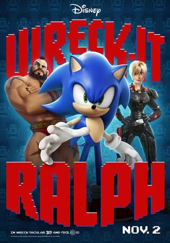 gledaj crtić Wreck-It Ralph