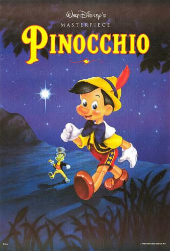 Sinkronizirani crtić Pinocchio