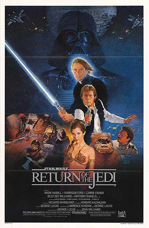 film Star Wars: Episode VI - Return of the Jedi sa titlovima