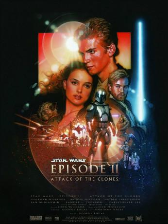 film Star Wars: Episode II - Attack of the Clones sa titlovima