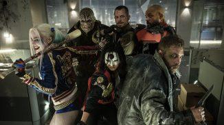 Suicide Squad (2016) cam