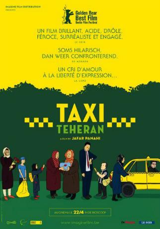 film Taxi Teheran s titlovima