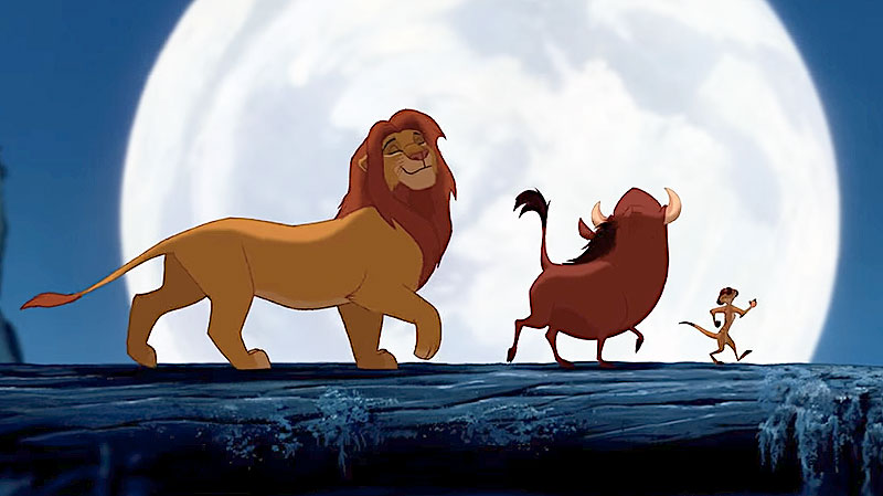 The Lion King (1994) Sinkronizirano