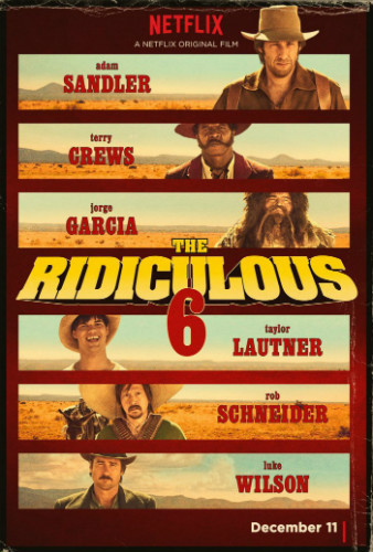 film The Ridiculous 6 s titlovima