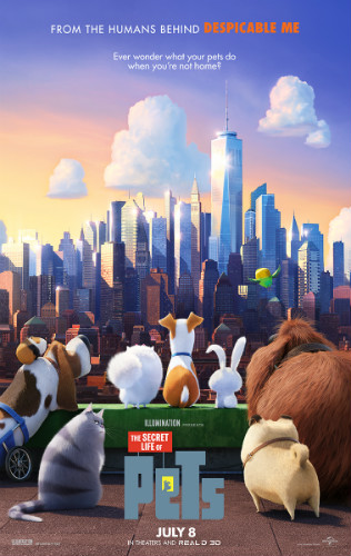 film The Secret Life of Pets s titlovima