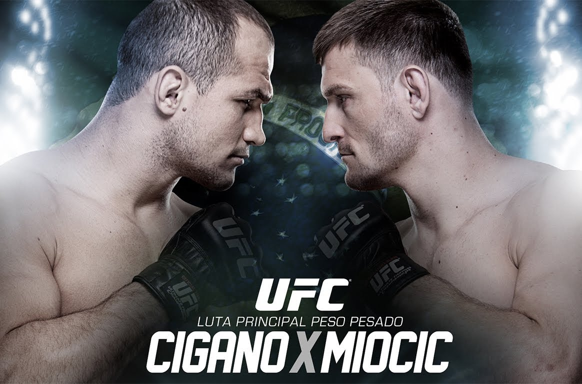 UFC Fight Night: Don Santos vs Stipe Miočić