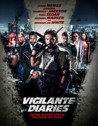 film Vigilante Diaries s titlovima