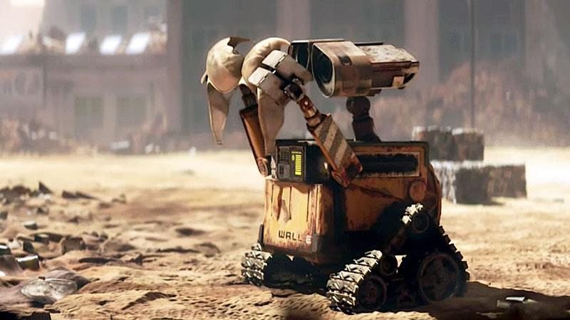 Wall-E (2008) Sinkronizirano